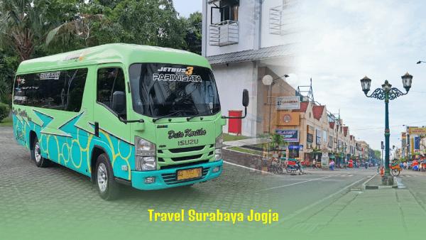 Harga Tiket Travel Surabaya Jogja