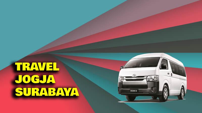 Travel Surabaya Jogja via Tol