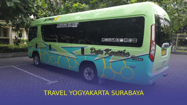Travel Yogyakarta Surabaya